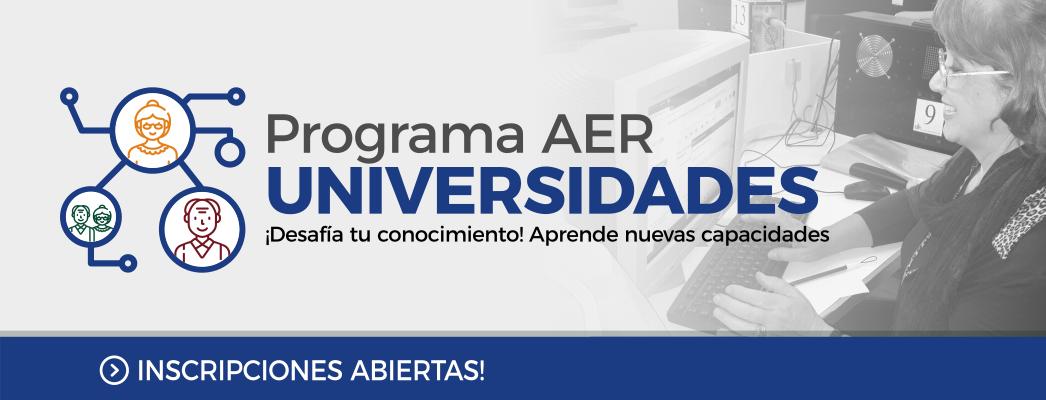 AER Universidades