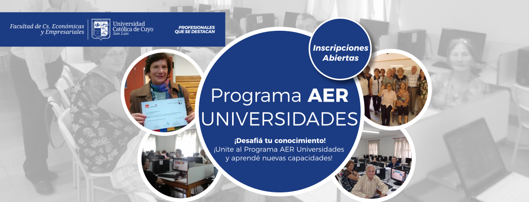 AER Universidades