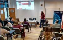 """Presentación de la Revista Jurídica """"Tomas Moro"""" de la Facultad de Derecho y Cs. Sociales"""