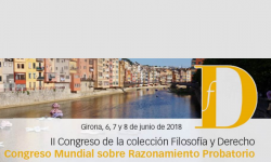 II Congreso de la Colección Filosofía y Derecho
