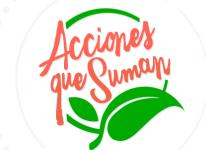 """Campaña de Sensibilización sobre el cuidado ambiental: """"ACCIONES QUE SUMAN"""""""