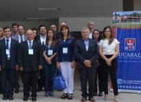 La UCCuyo estuvo presente en el Segundo Encuentro del Observatorio Argentino de Buenas Prácticas en Gestión Estratégica Universitaria.