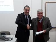 La UCCuyo firmó un convenio marco con el Project Management Institute Nuevo Cuyo (PMI)