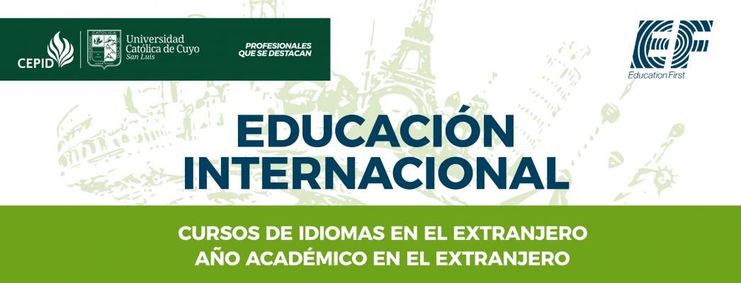 EDUCACIÓN INTERNACIONAL – EF