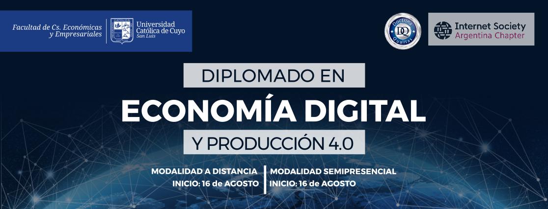 Diplomado en Economía Digital