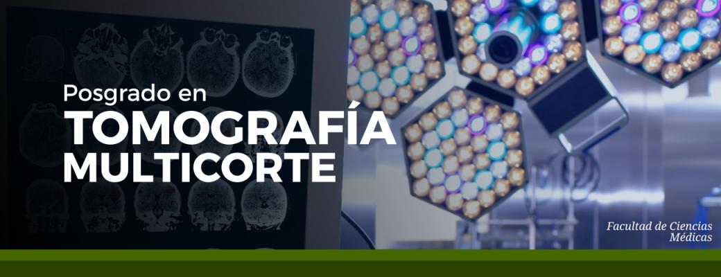 Posgrado en Tomografía Multicorte
